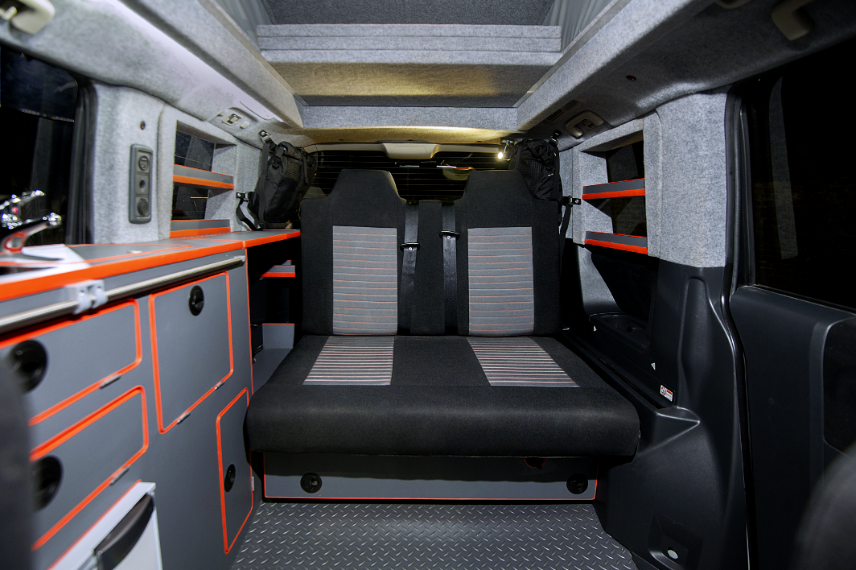 Campervan Co Delica Inside 2