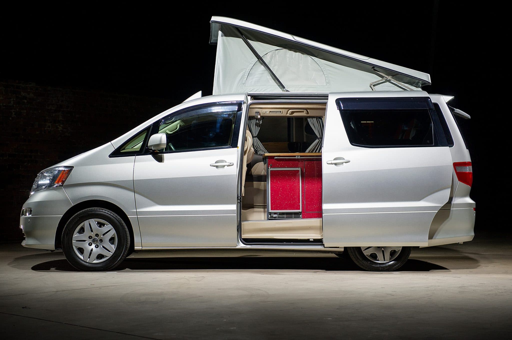 The Connect - Toyota Alphard
