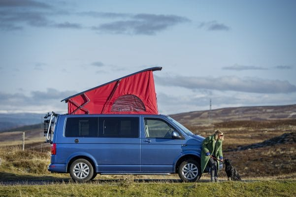 The Vision - VW T6