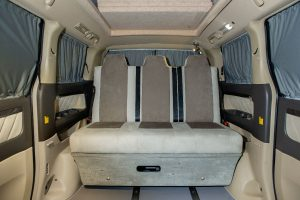 The Eco Explorer - Five seater - Toyota Alphard - Campervan