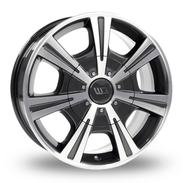 Alloys wheel deluxe