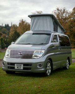 Nissan Elgrand Velocity Campervan