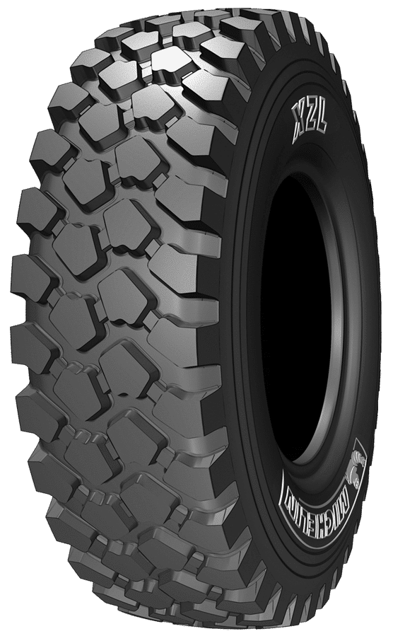 Michelin off road tyre