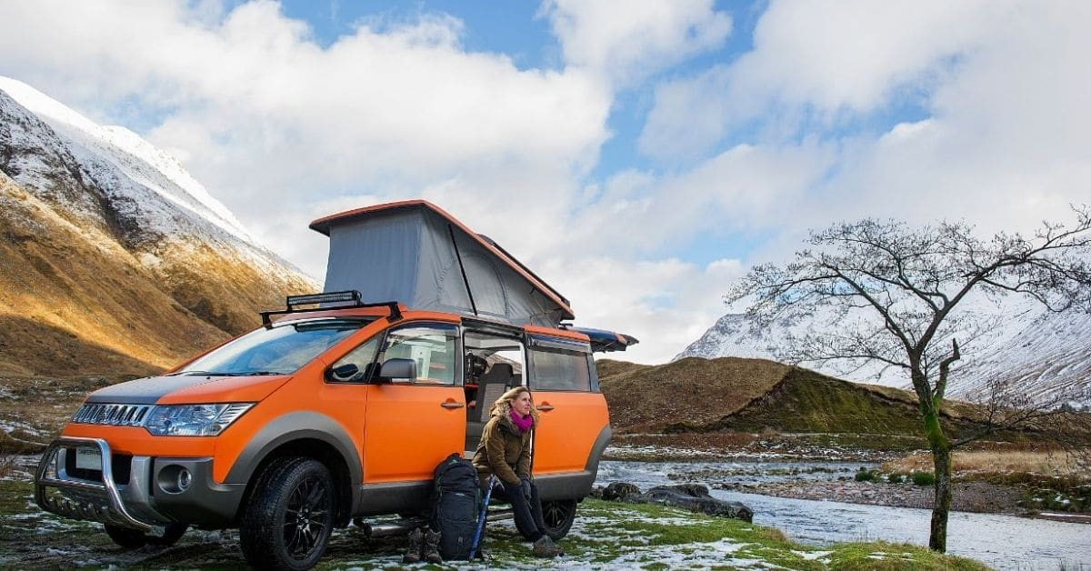 Caravan, Campervan or Motorhome, what's the best choice for you?